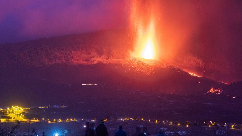 El drama por la erupción del volcán de La Palma, un estrés postraumático que puede durar años