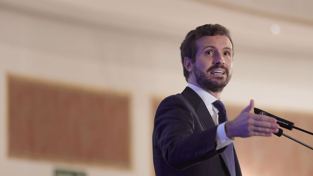 """Pablo Casado: """"Puigdemont debe ser juzgado en España por su golpe a la legalidad constitucional"""""""