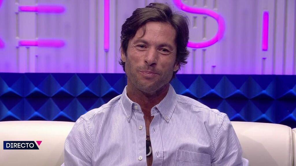 Canales no confirma la ruptura con su novia Isabel