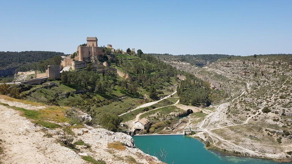Castillo Medieval de Alarcón.