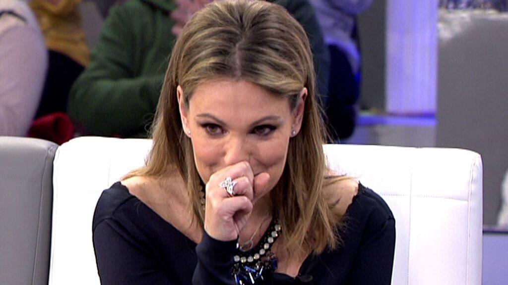 La emotiva sorpresa a Ainhoa Arteta en 2015