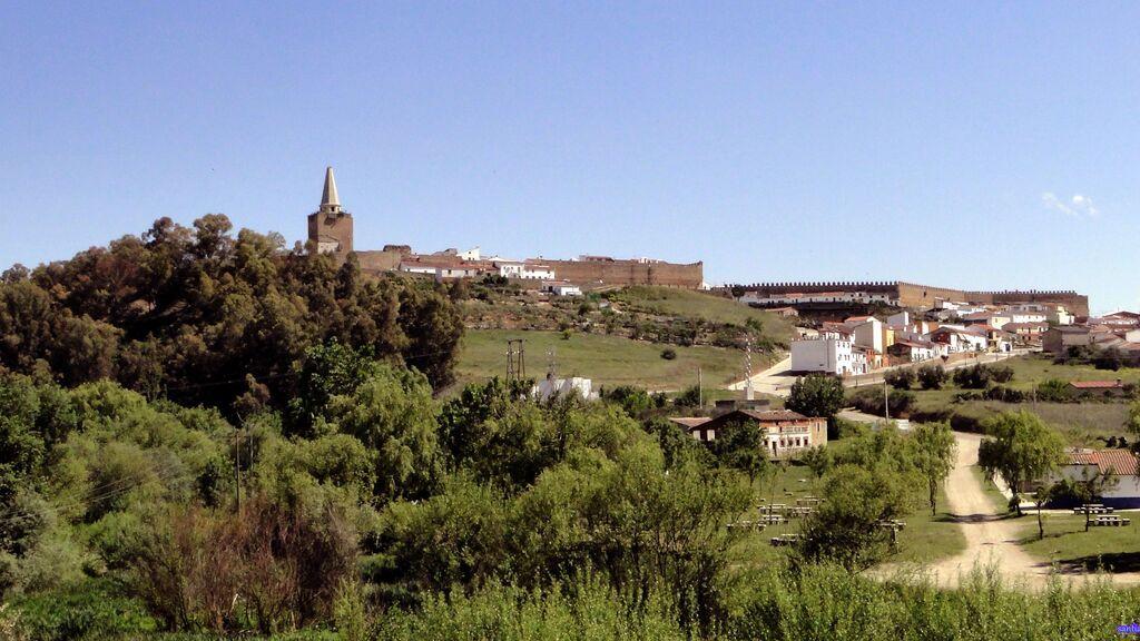 Galisteo, en Extremadura.