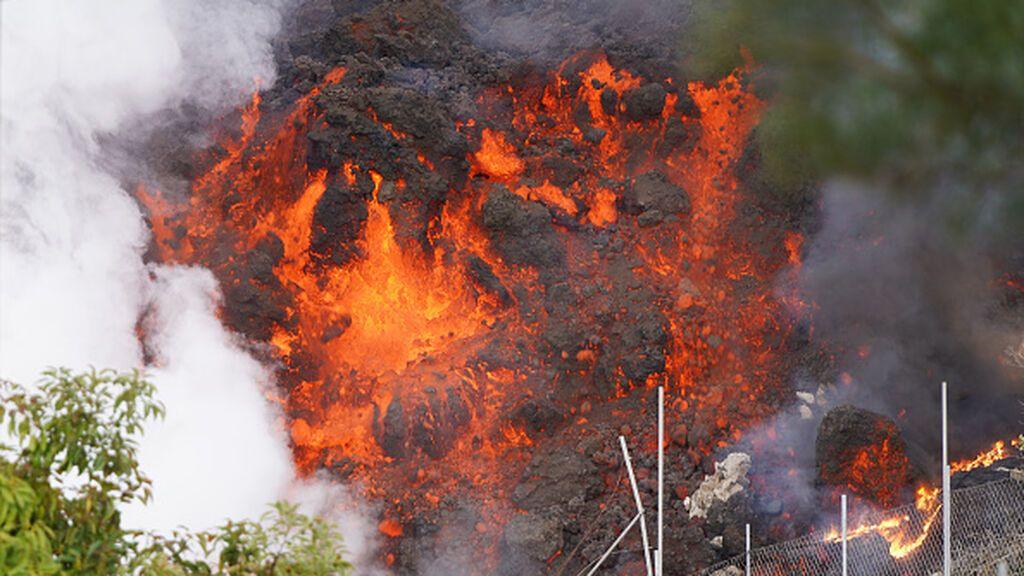 ¿Cuáles son los peligros para la salud de la ceniza volcánica de La Palma?