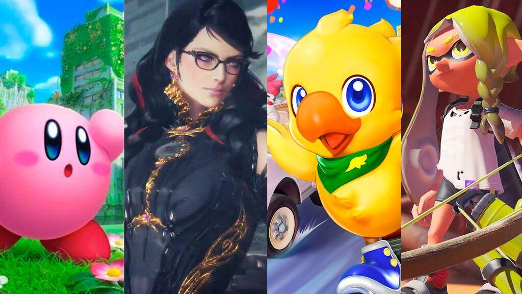 Nintendo Direct: Un nuevo Kirby en 3D y Bayonetta 3 se acercan a Switch