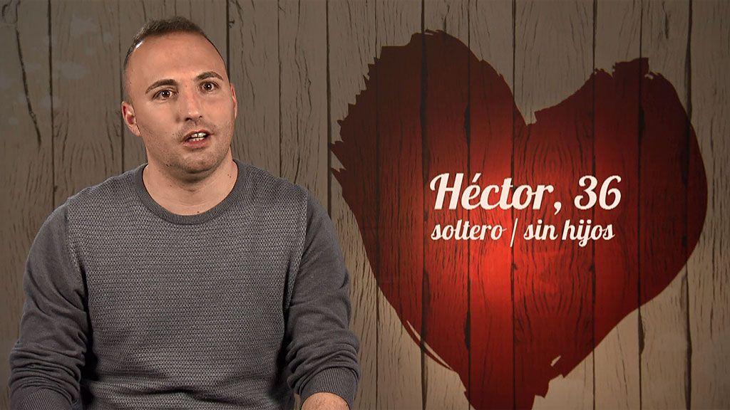 """Héctor, tras un año de soltería: """"Está bien que haya una temporada de luto"""""""