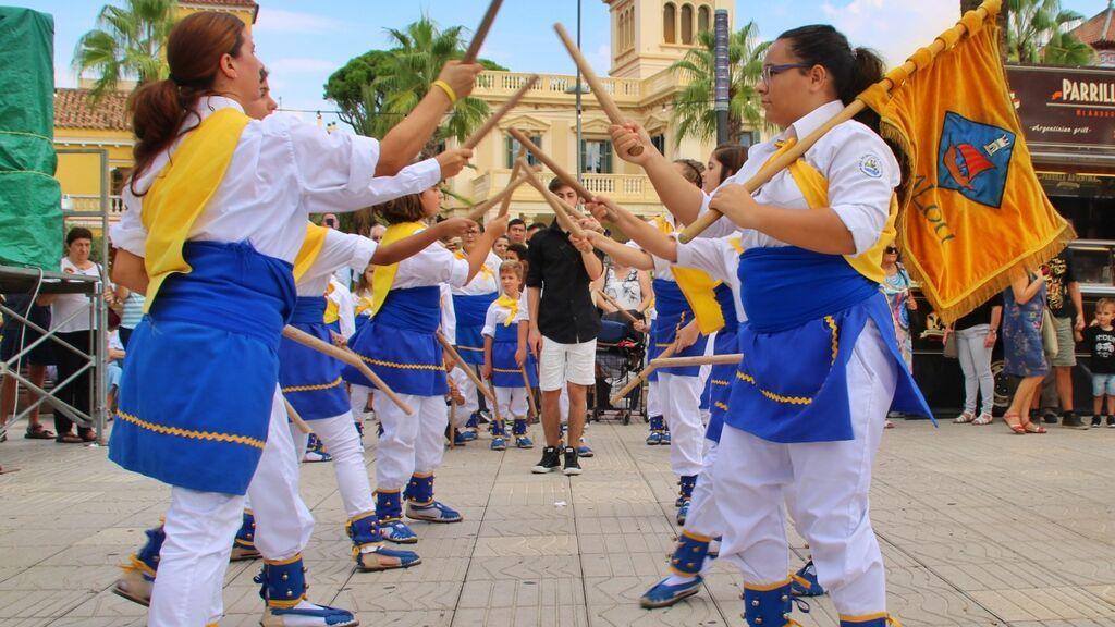 Puigdemont viajaba a Cerdeña para participar en el Aplec International Adifolk