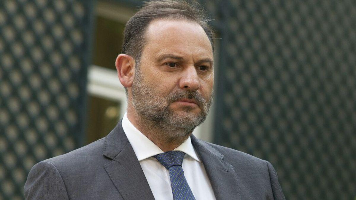 José Luis Ábalos, en imagen de archivo
