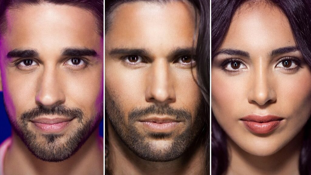 Miguel Frigenti, Sandra Pica y Luca Onestini, nuevos nominados de 'Secret Story'
