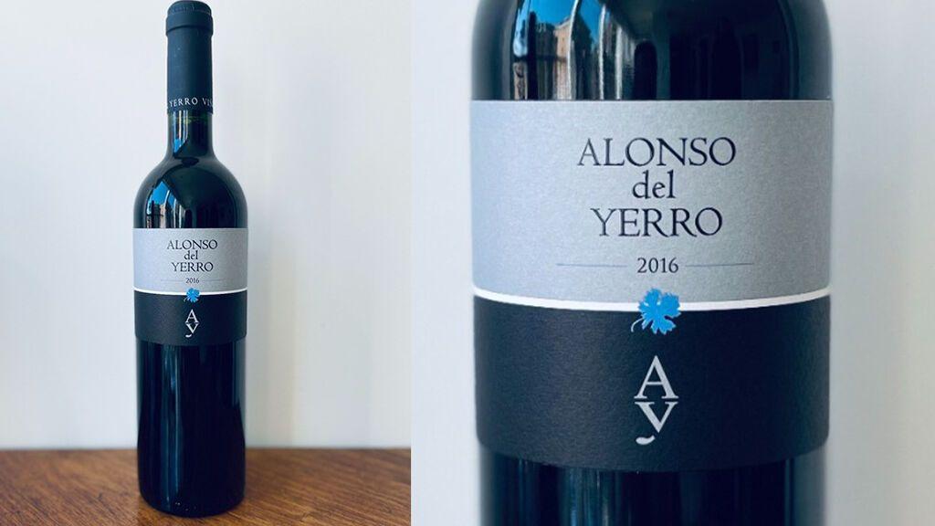 Vino Alonso del Yerro