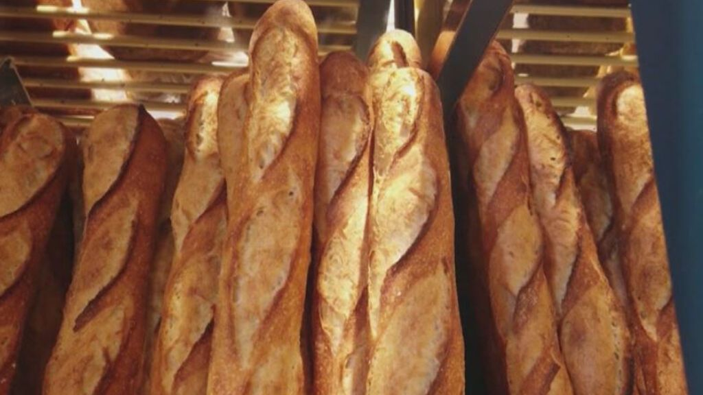 Un panadero francés guarda el secreto de cómo hacer la mejor baguete del mundo