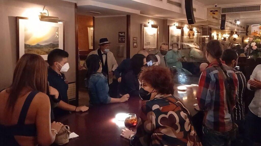 Reapertura del piano bar 'Toni 2'