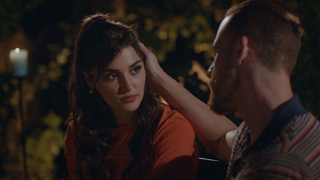 Tengo miedo, no lo puedo evitar Love is in the air Temporada 2 Episodio 144 REEMPLLAZO