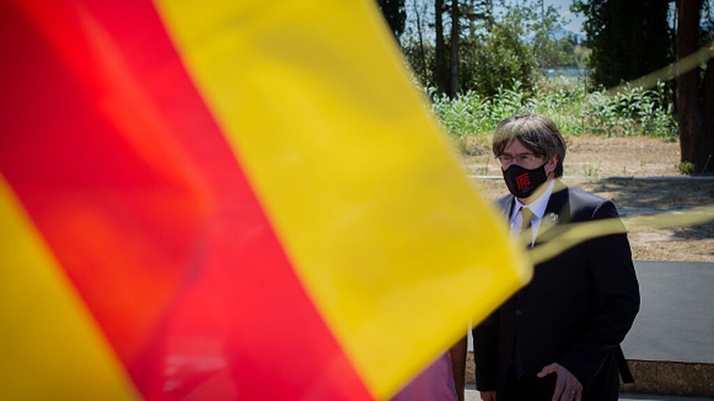 Por qué Carles Puigdemont ha sido detenido en Italia y no en Francia