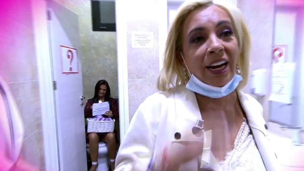 """El encontronazo de Carmen Borrego y Gema Serrano puede acabar en demanda: """"¡Eres muy mentirosa!"""""""