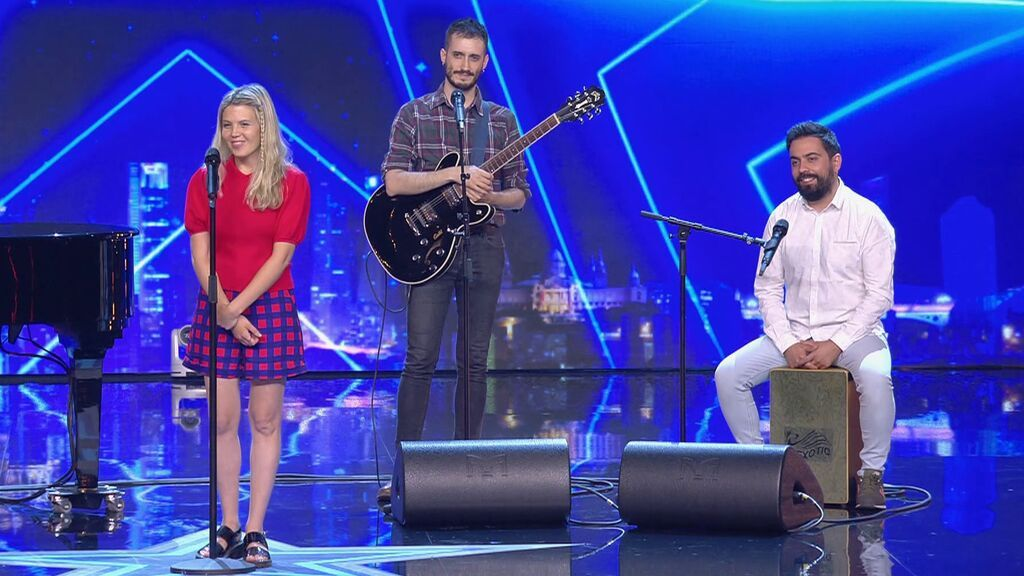 Música en vena: de los hospitales, a 'Got talent'