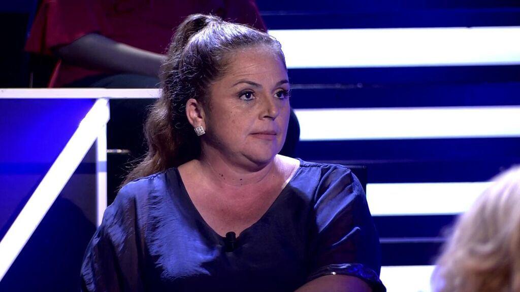 "La madre de Sandra Pica explota en el plató de 'Secret Story': ""Mi hija estuvo siete días en el hospital por personajes como Frigenti"""