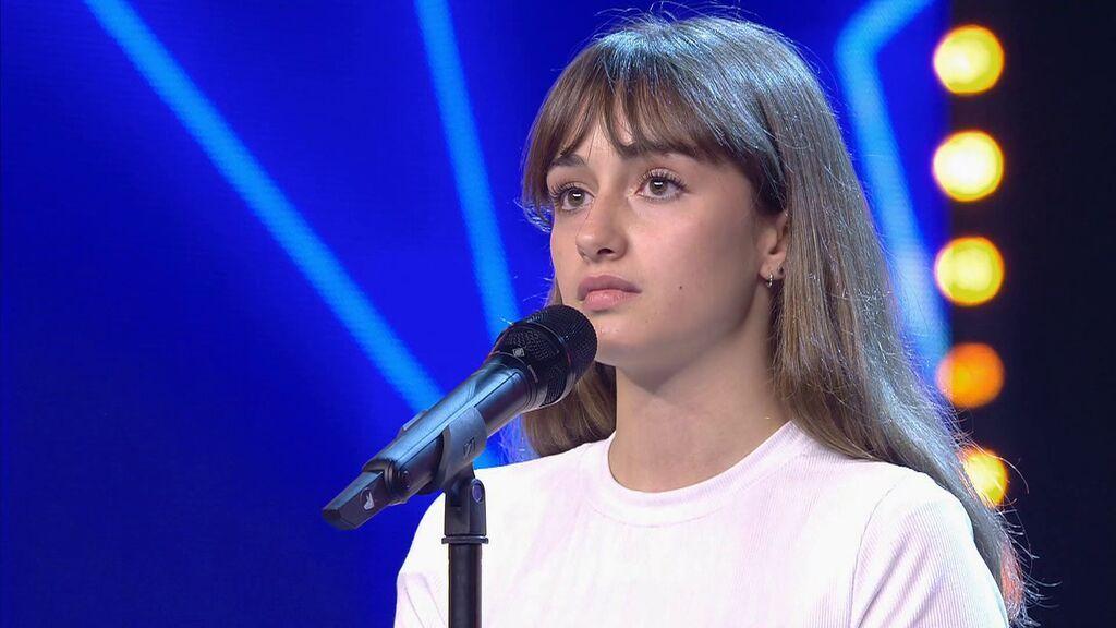 De cantar en casa, escondida, a reventar 'Got Talent' con su voz