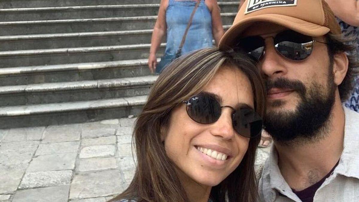 """Elena Furiase y Gonzalo Sierra dan comienzo a su luna de miel: """"Aquí empieza nuestro viaje"""""""