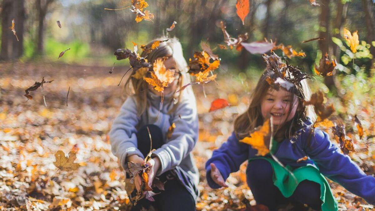 Manualidades para hacer con tus hijos los días de lluvia de otoño