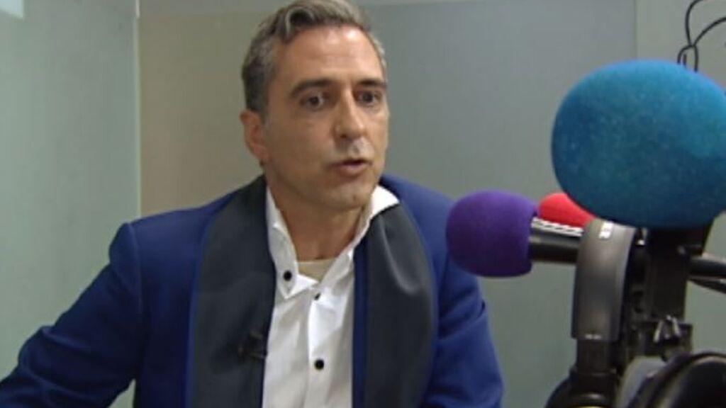 """Javi Martín, actor: """"Una idea se repitió en mi cabeza durante meses: 'Tírate por la ventana"""""""