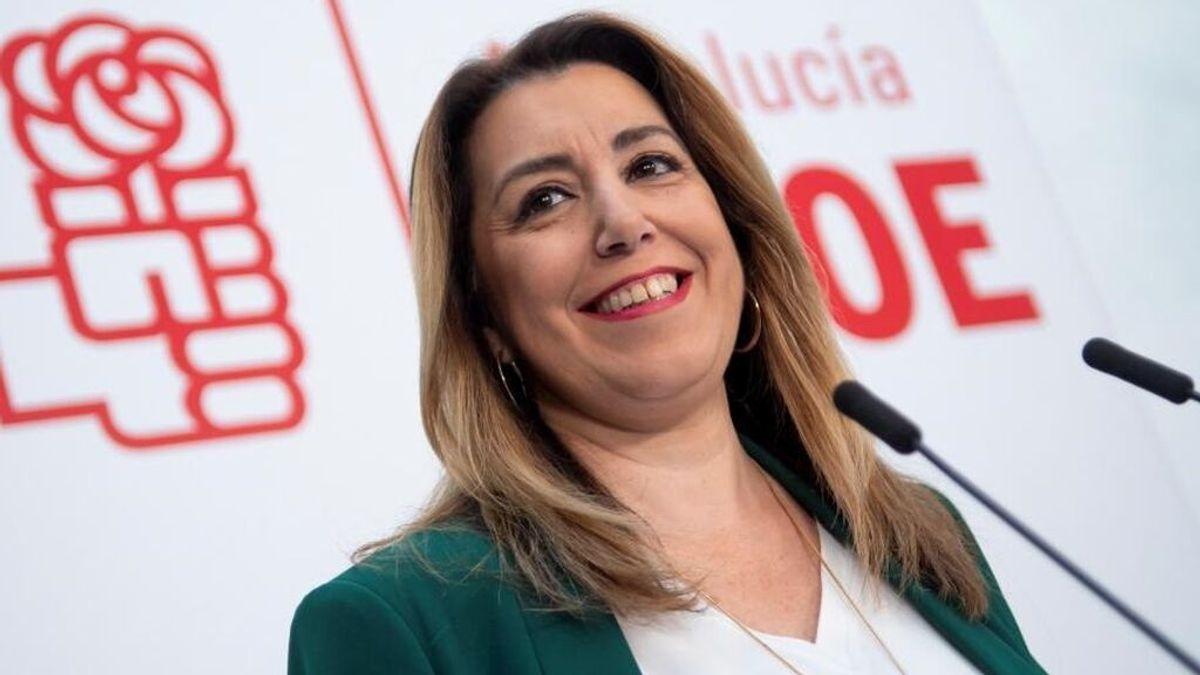 Susana Díaz dimite del parlamento andaluz