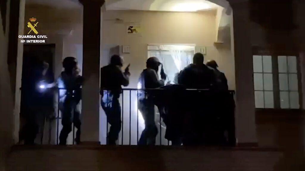 Cae la organización de El Carpintero, uno de los narcotraficantes más importantes de Cádiz y Huelva
