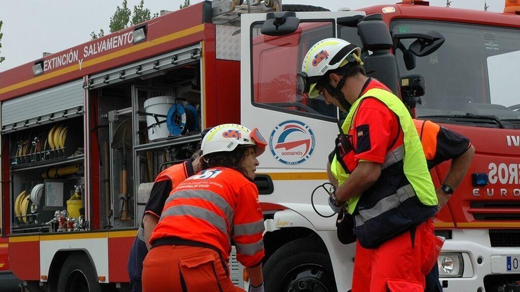 Muere una mujer de 43 años al quedar atrapada en el incendio de su vivienda en Villacarrillo, Jaén