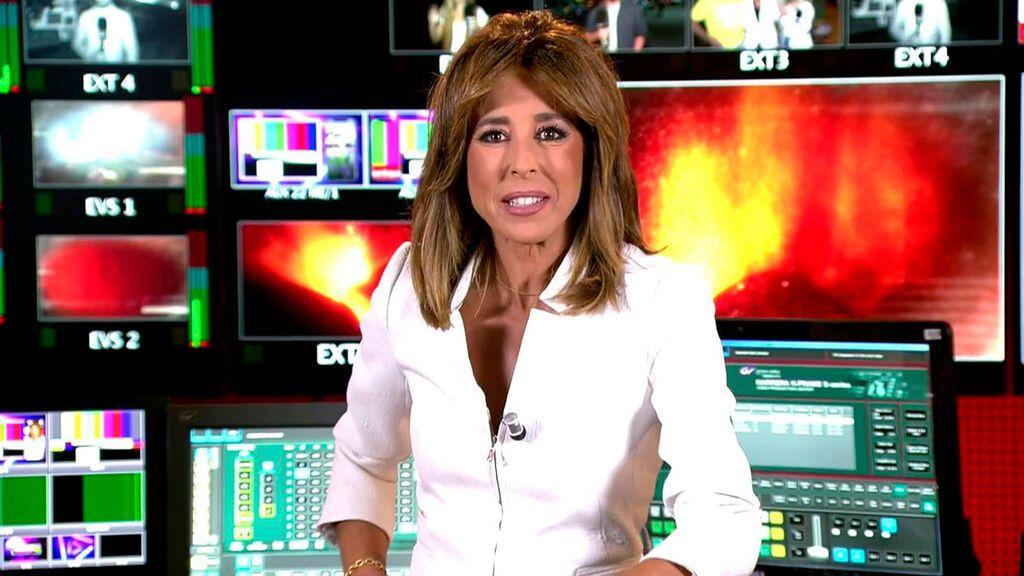 'En el punto de mira', en directo en La Palma En el punto de mira Temporada 7 Especial 1
