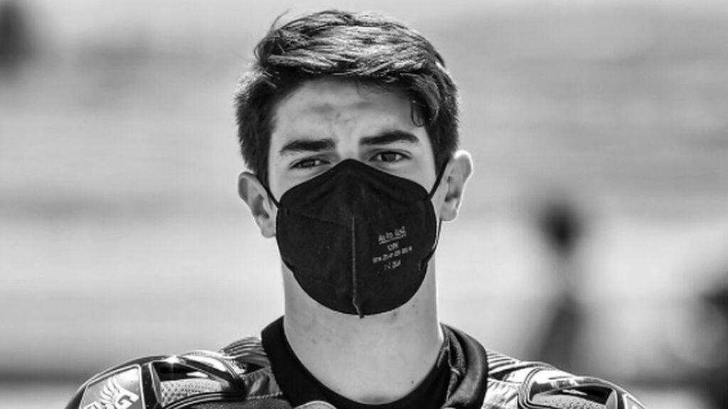 Muere el piloto español Dean Berta, primo de Maverick Viñales, tras un grave accidente en Jerez