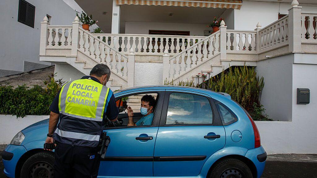 Los 160 evacuados el viernes podrán volver a sus casas ante la disminución del episodio de explosividad