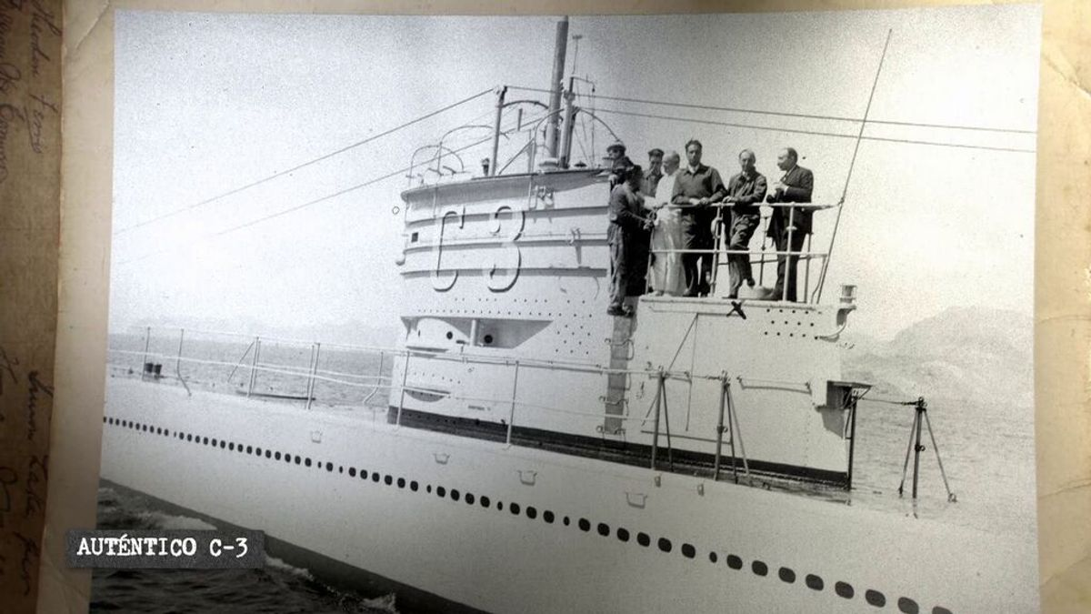 Brutal hallazgo: bajamos hasta los restos del submarino español torpedeado y hundido por los nazis en 1936
