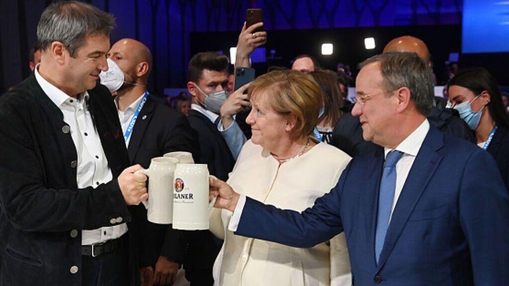 Primeras votaciones en Alemania