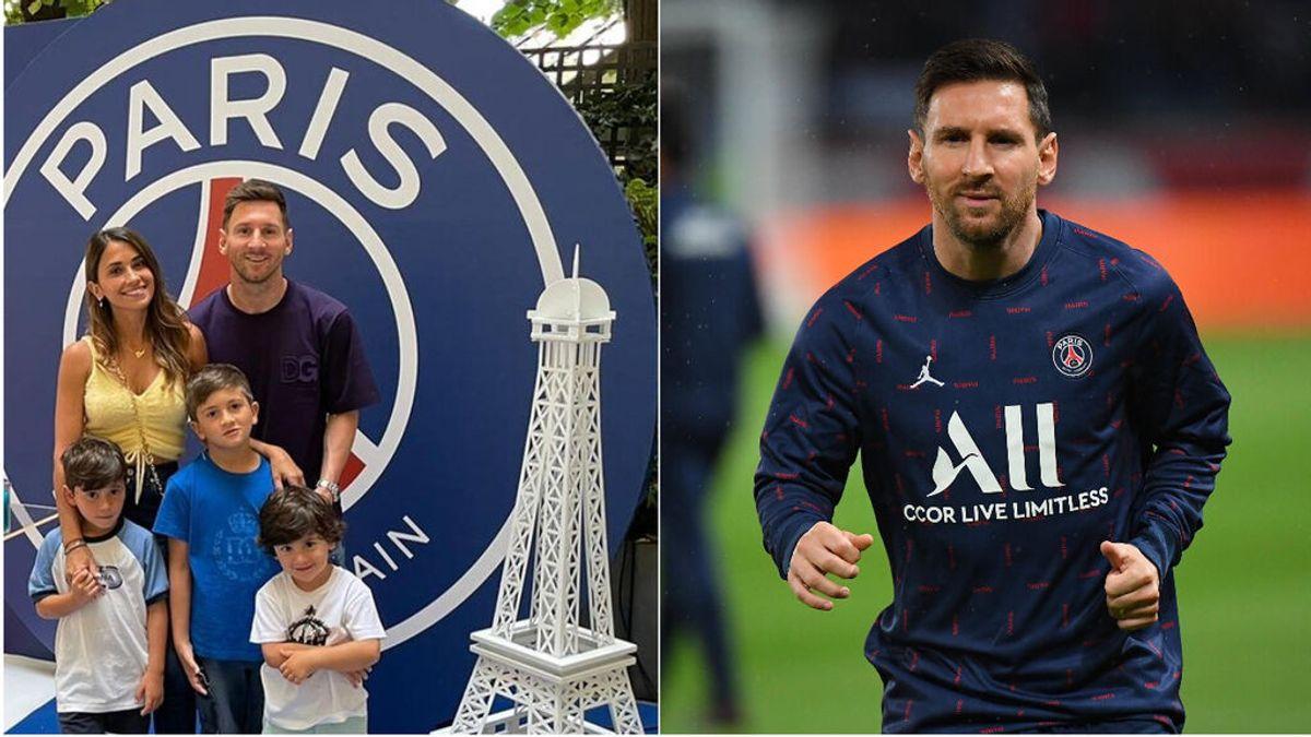 Messi se asienta en París y ya ha encontrado casa: zona exclusiva y 20 mil euros de alquiler
