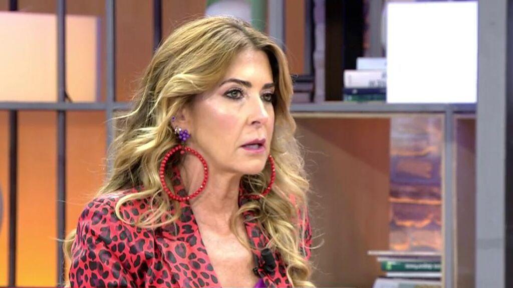 Marisa Martín Blázquez, decepcionada con Carmen Borrego