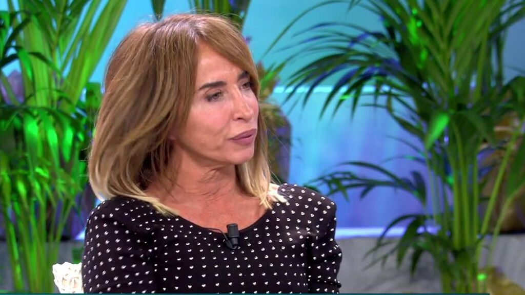 María Patiño cuenta una anécdota de su infancia