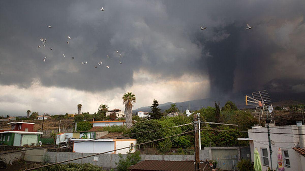 Los bulos de La Palma: ni hay víctimas del volcán en polideportivos ni migrantes en hoteles de lujo