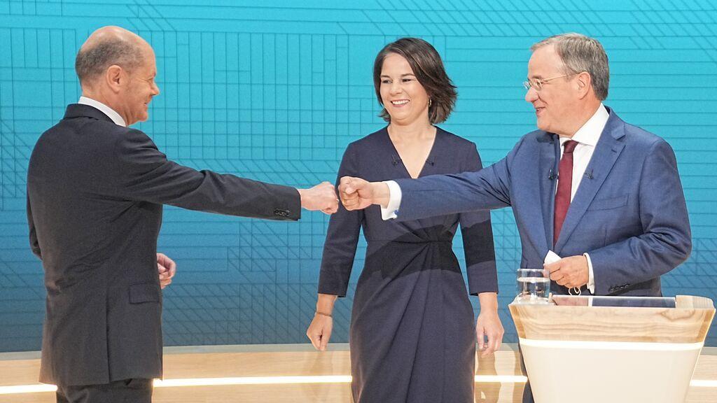La guía postelectoral en Alemania: de la gran coalición a los tripartitos