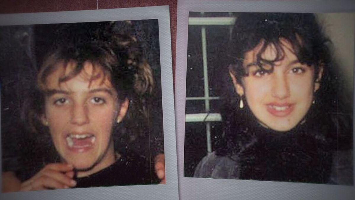 Manuela y Virginia