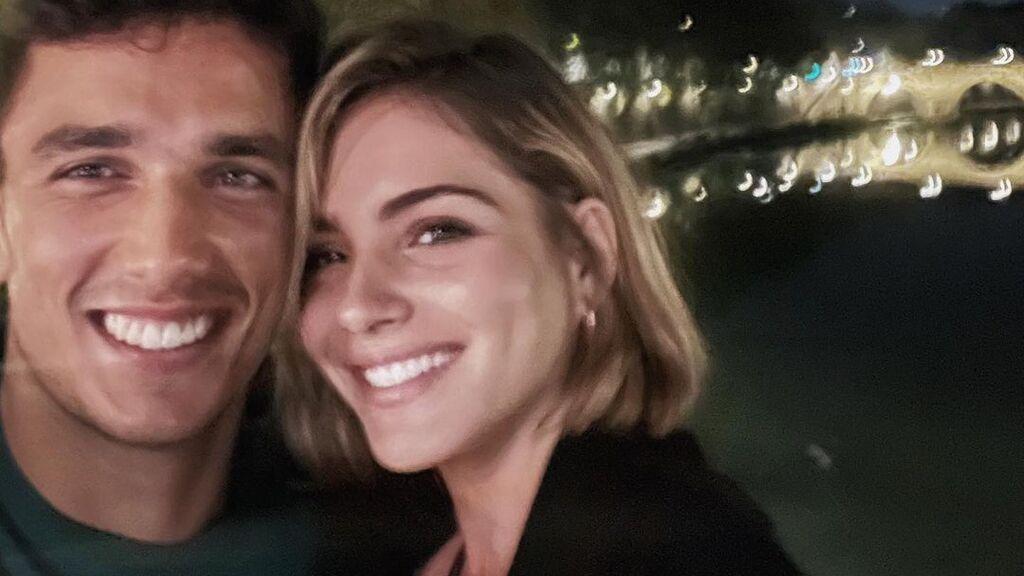 """Andrea Duro, tras la última victoria de su nuevo novio: """"Es muy inspirador tenerte cerca"""""""
