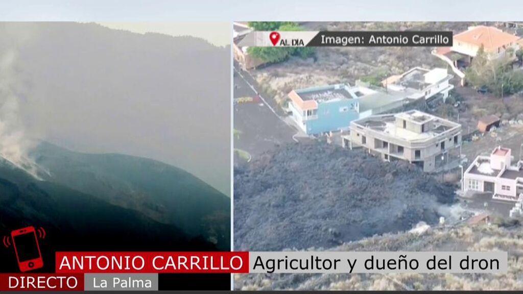 El dron solidario de Antonio Carrillo