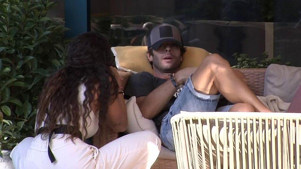 """Crece la complicidad entre Canales y Cynthia: """"Hay que tener un poco de paciencia"""""""