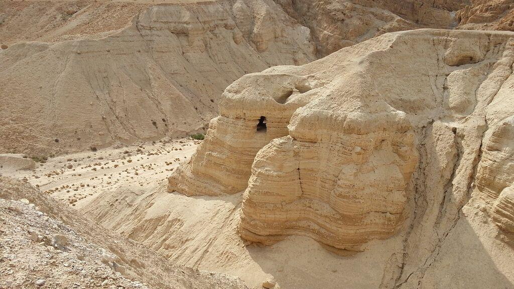 Un documento Hebreo revela por qué los manuscritos del Mar Muerto fueron hallados en Qumran