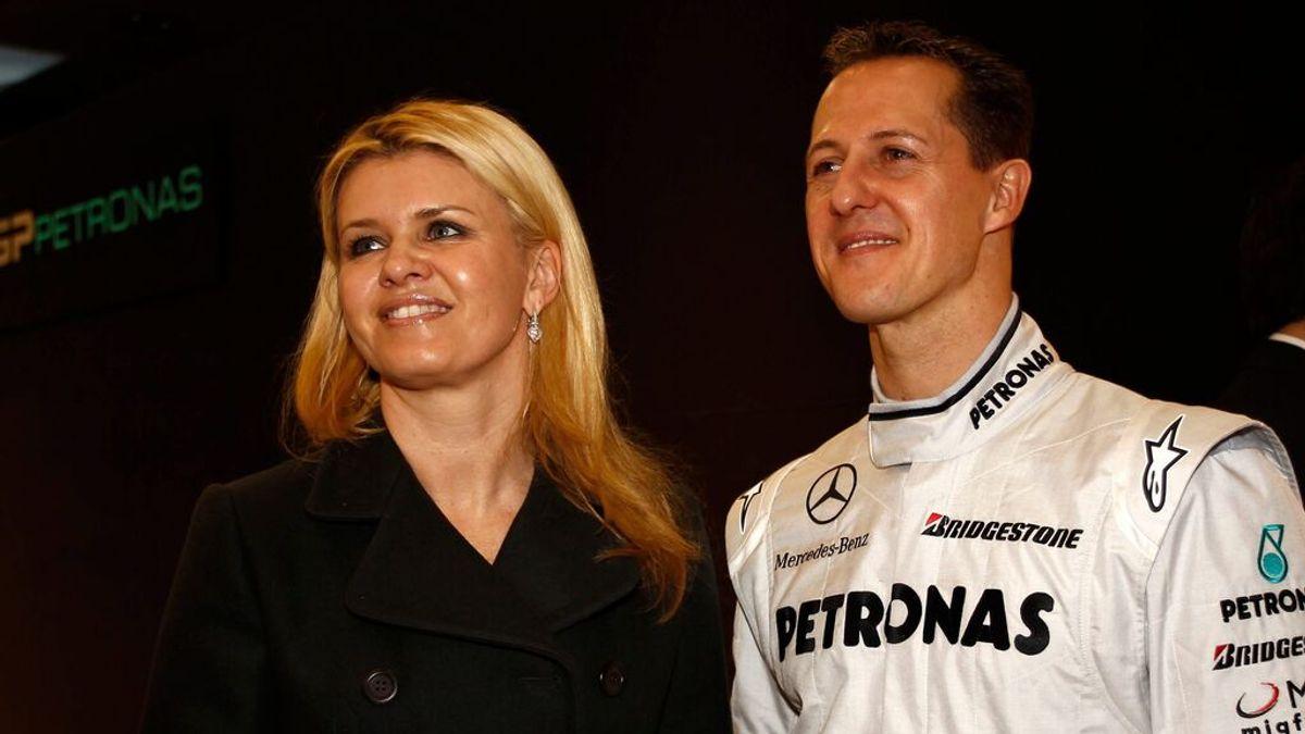 El hermetismo de la salud de Schumacher se mantiene en el documental: Corinna desvela el motivo