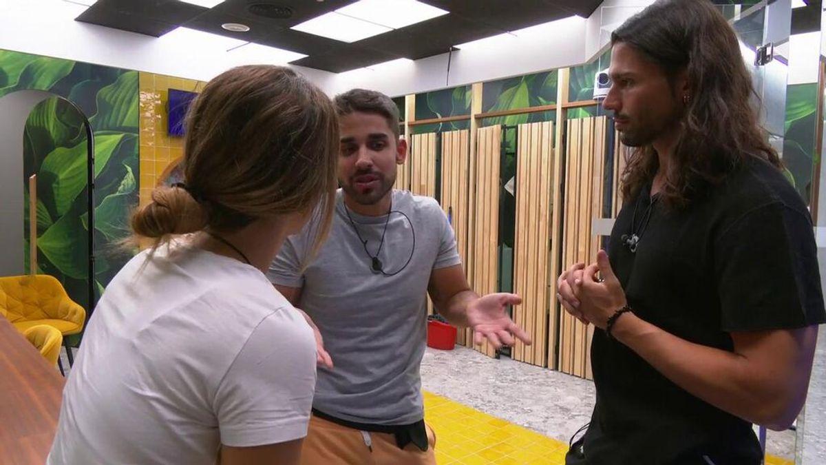 """Miguel Frigenti aclara a Luca Onestini sus críticas a Gianmarco y le pide perdón: """"Puede que me equivocara con él"""""""