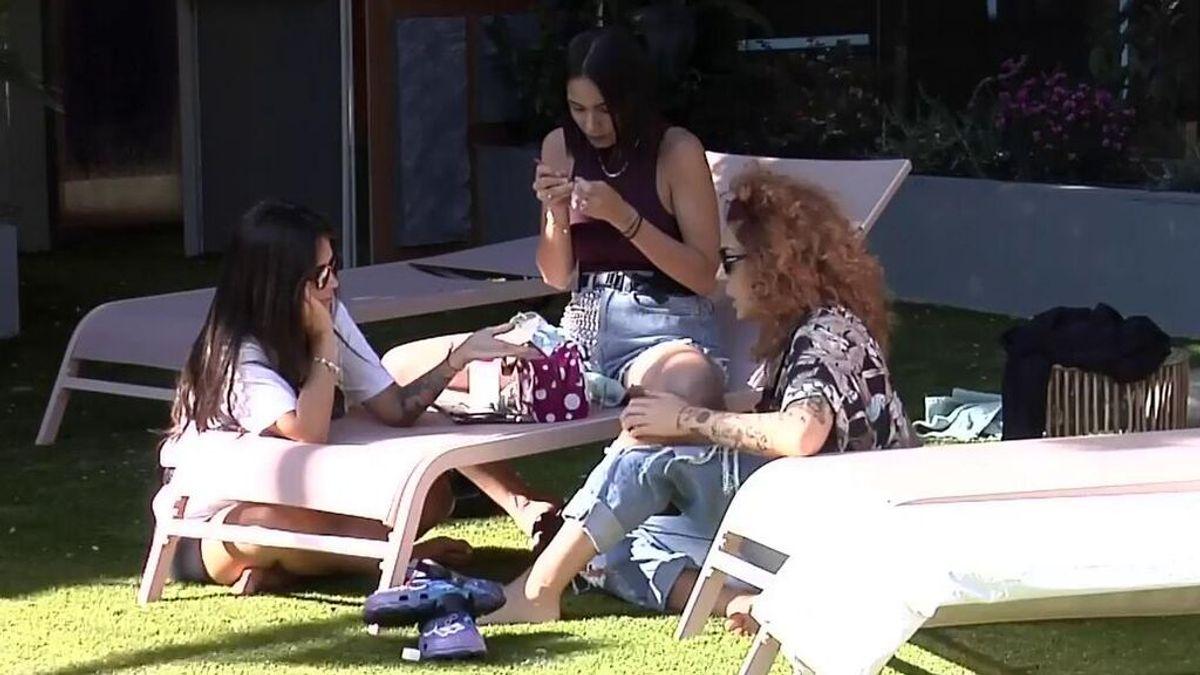 """Las críticas de Fiama, Sofía Cristo y Sandra Pica a los 'Gemeliers': """"Dani me satura mucho"""""""