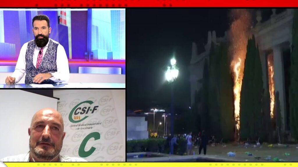 'Los Teloneros' hablan con el portavoz del CSIF