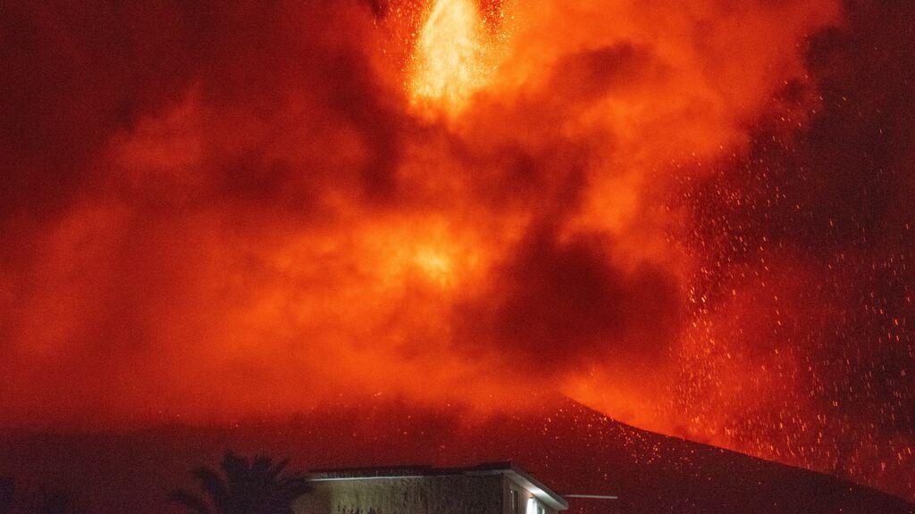 ¿Qué significa la fase de deflación del volcán de La Palma?