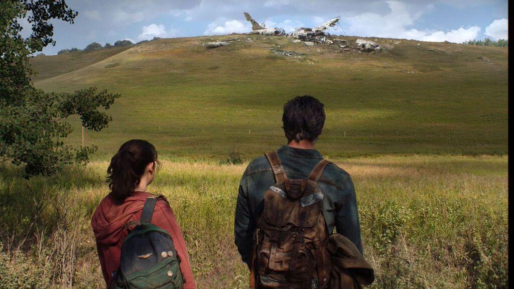 The Last of Us: primer vistazo a Pedro Pascal y Bella Ramsey como Joel y Ellie
