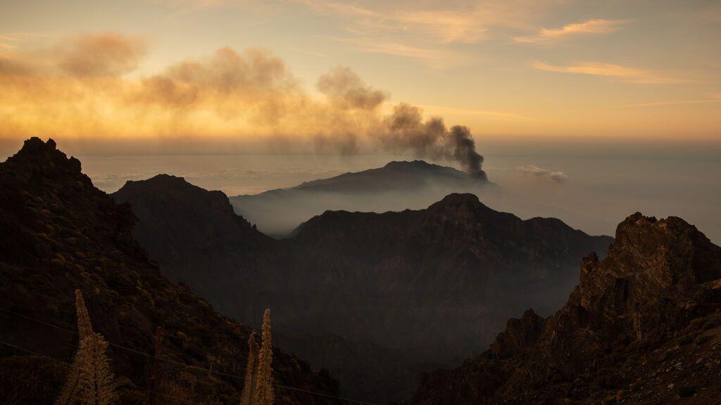 El volcán de la Palma se para y comienzan los terremotos en el sur de la isla