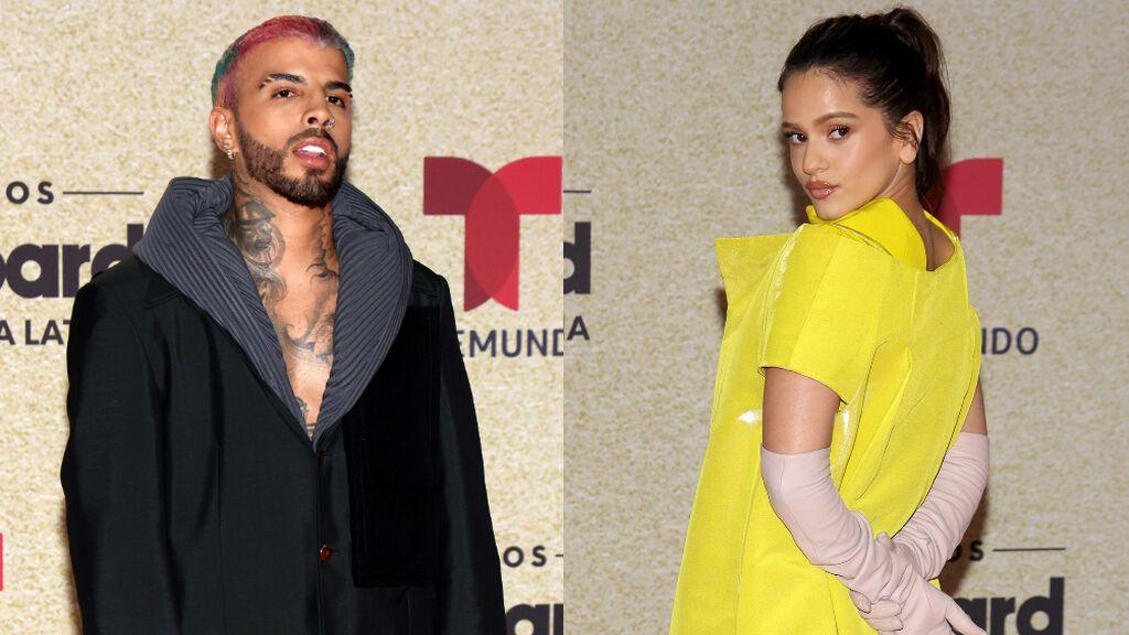 ¿Son novios Rosalía y Rauw Alejandro?